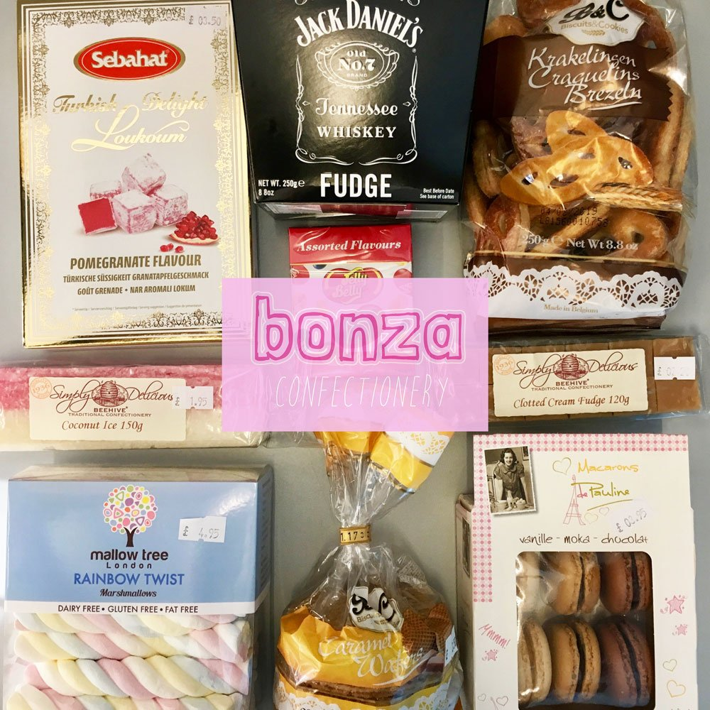 Bonza Gourmet Confectionery Category Pic