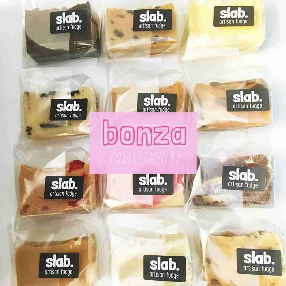 Bonza Slab Artisan Fudge - Dairy Category Pic